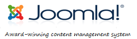 Joomla banner
